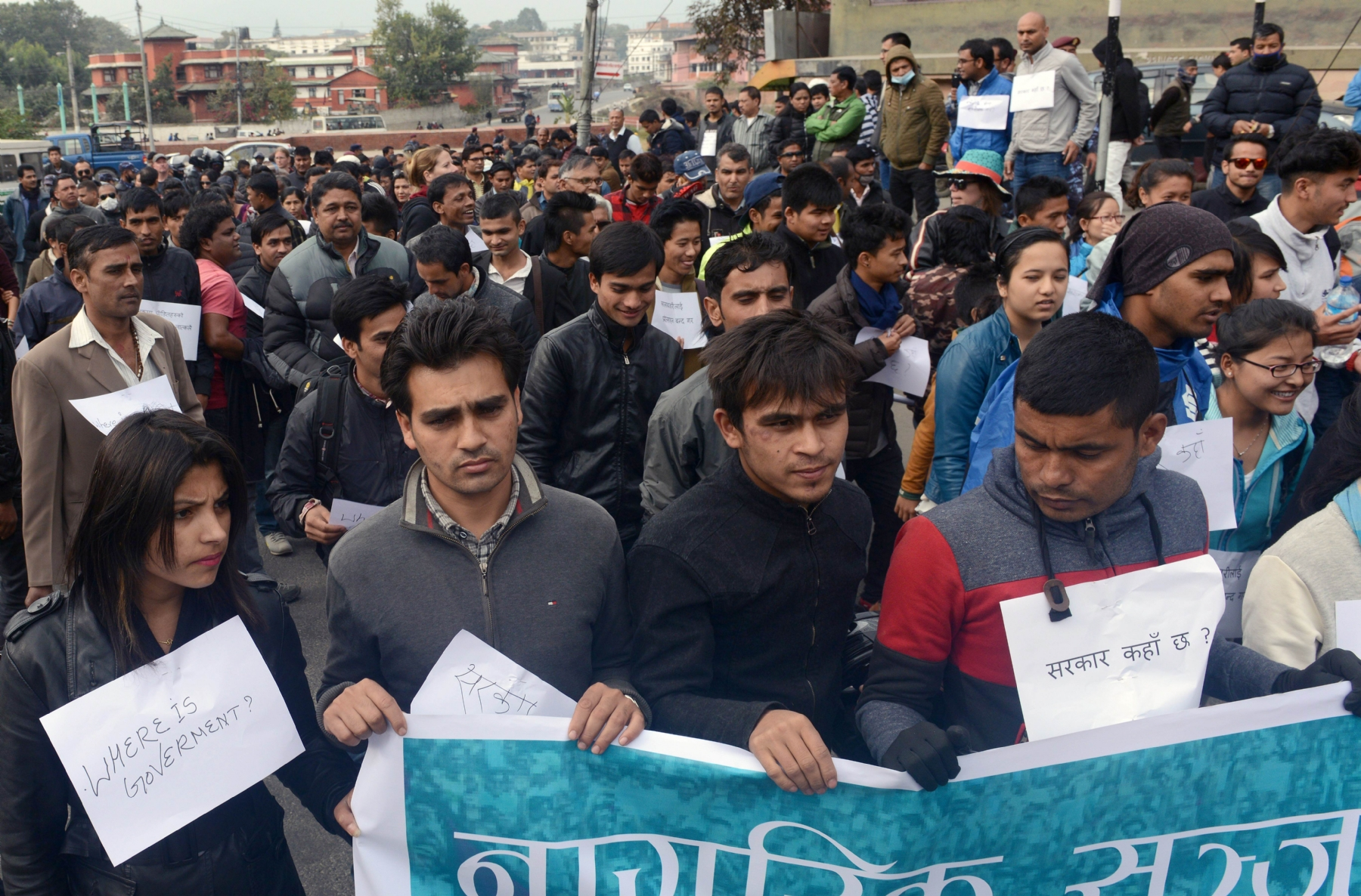 Madhesis submit 11-point demand to Nepal PM to end agitation