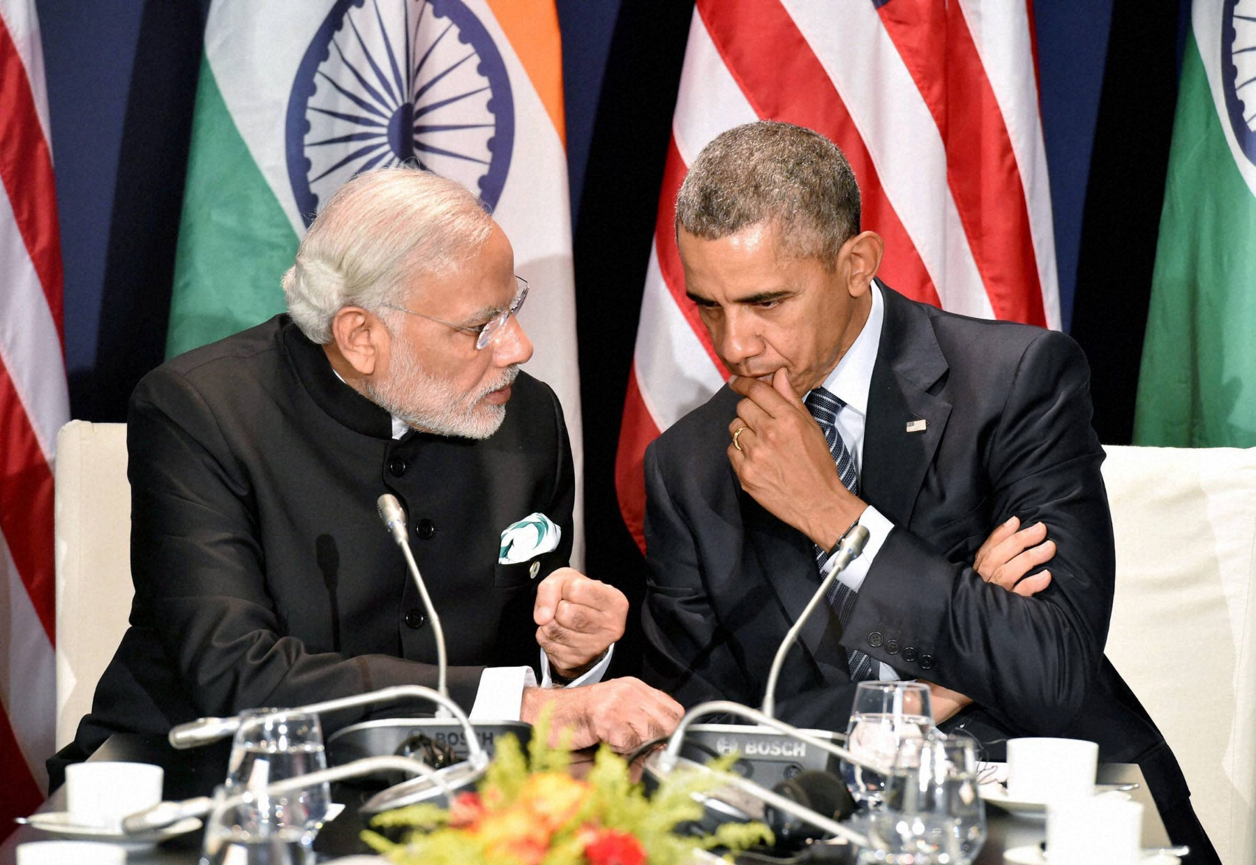 Will fulfil all responsibilities on climate change: Modi to Obama
