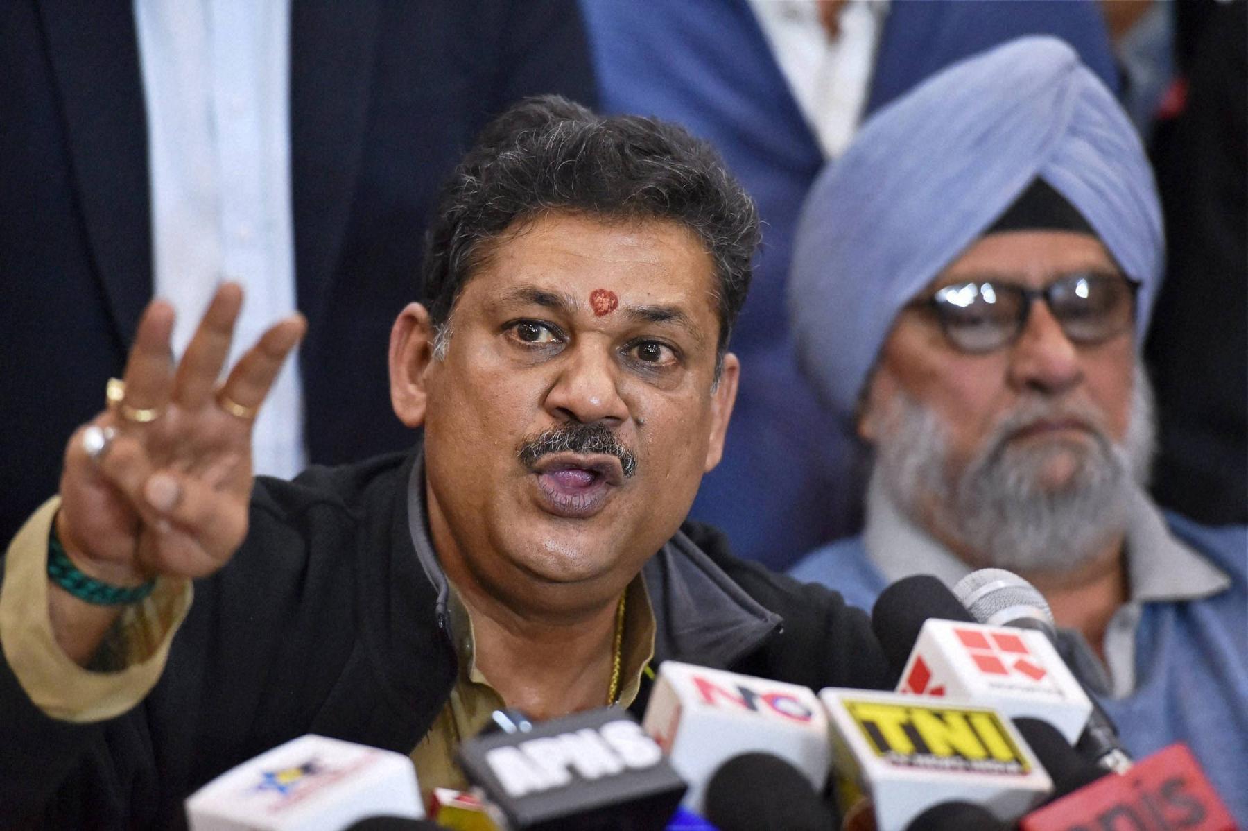 Kirti Azad demands ED probe into DDCA graft