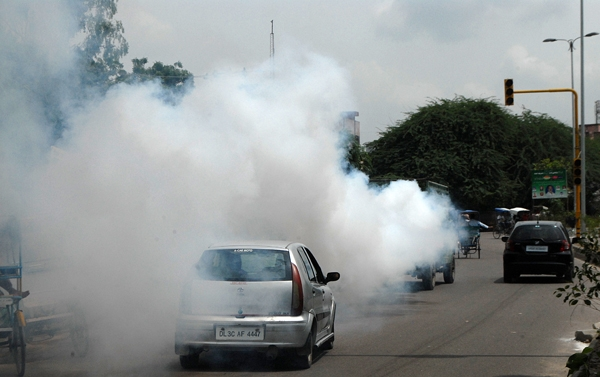 For clean air, odd, even No. vehicles to ply on alternate days in Delhi