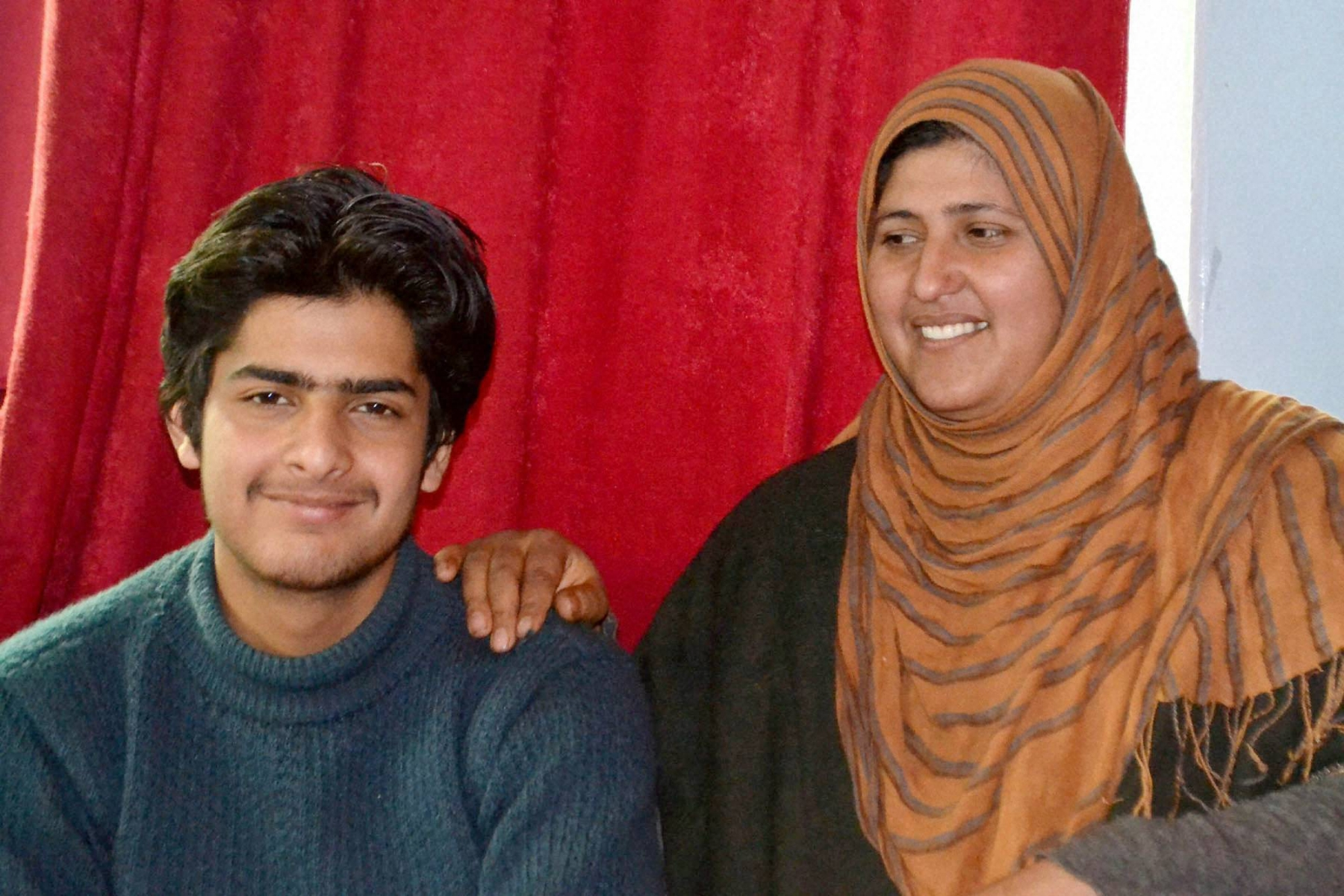 Afzal Guru's son gets 95 pc marks in SSC