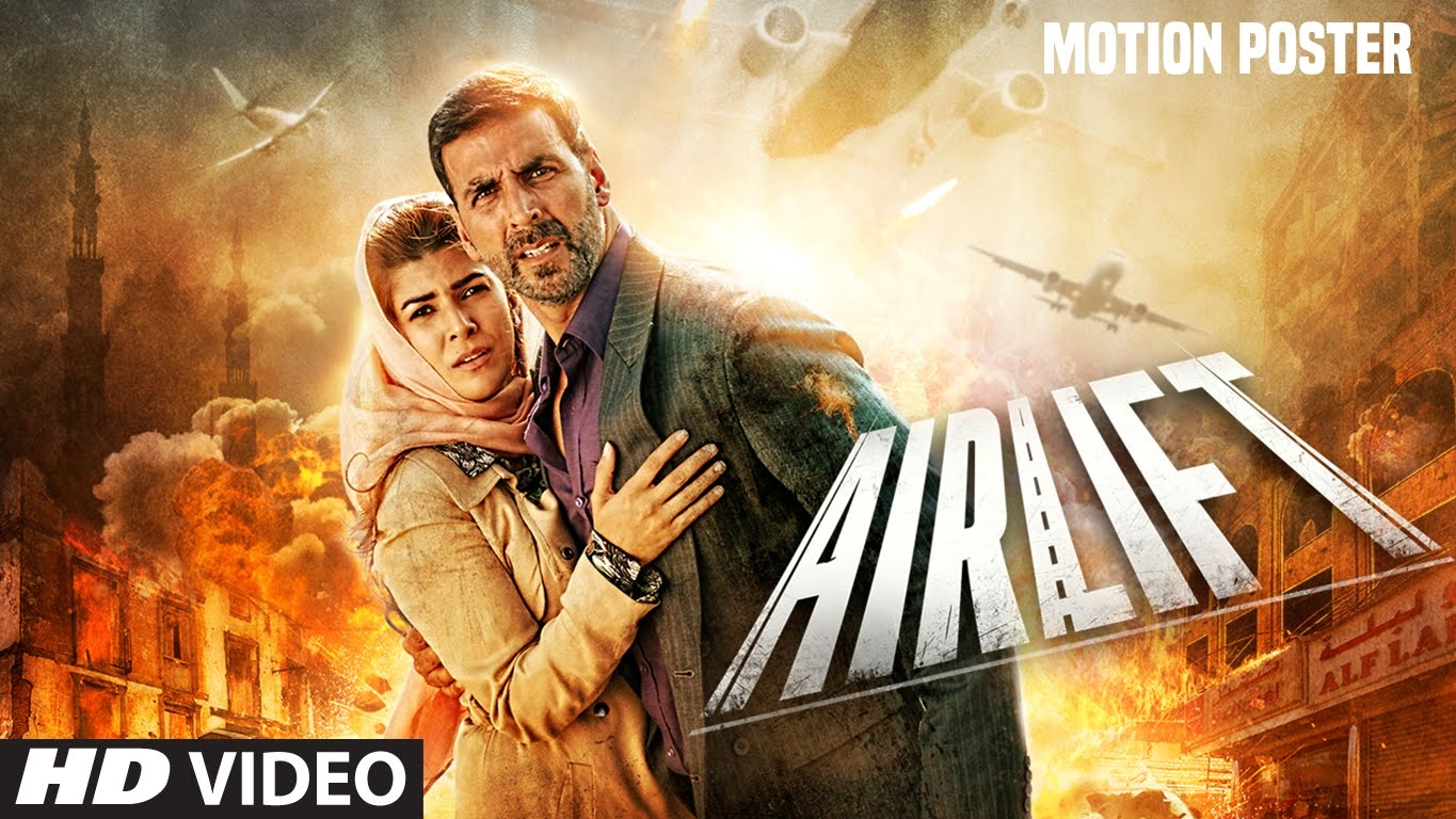 Akshay soars high, yet again (Airlift)