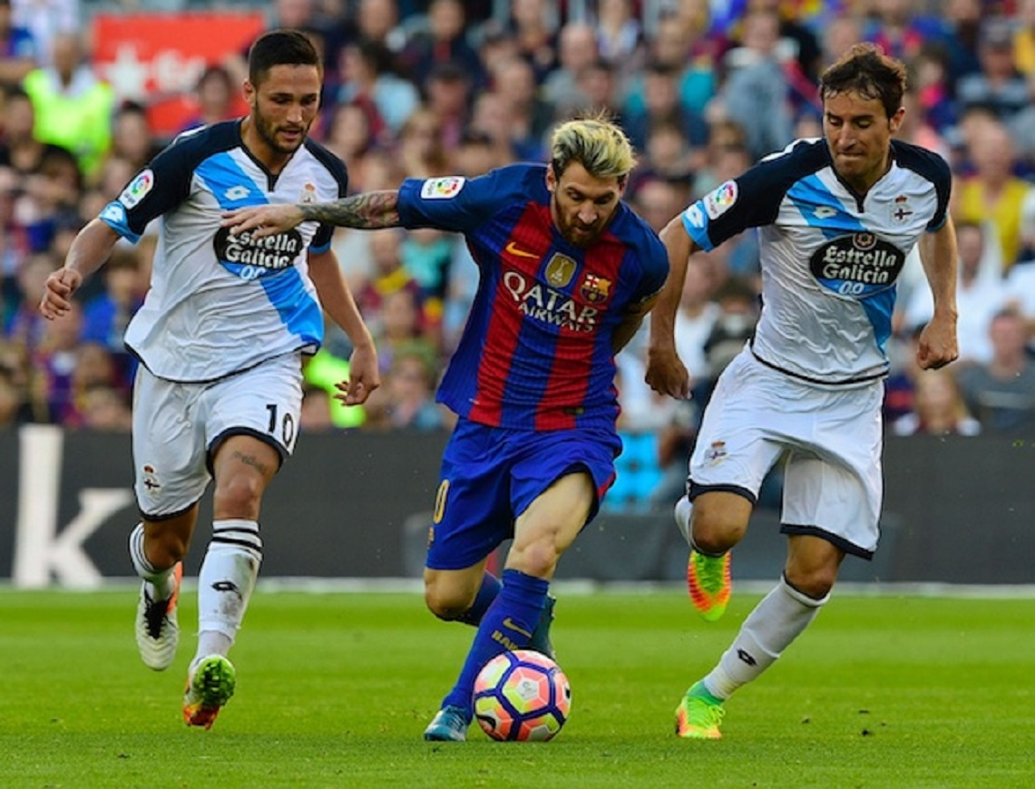 Lionel Messi scores on return; Atletico, Real stay on top