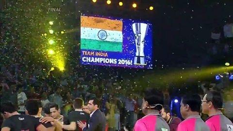 2016 Kabaddi World Cup Final
