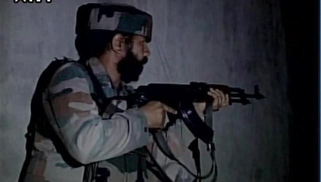 Militant attack on Army, BSF camps in Baramulla