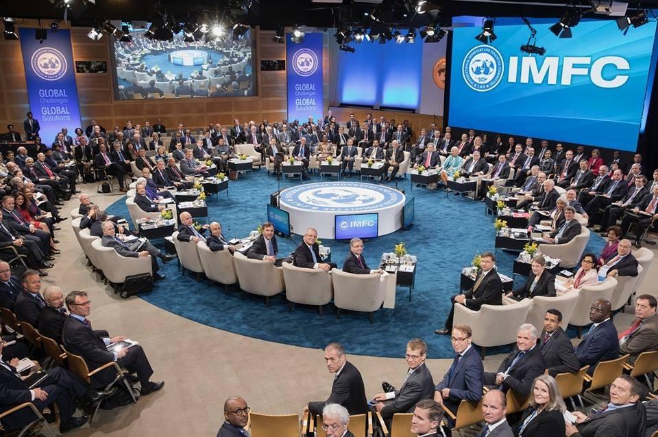 IMFC plenary session
