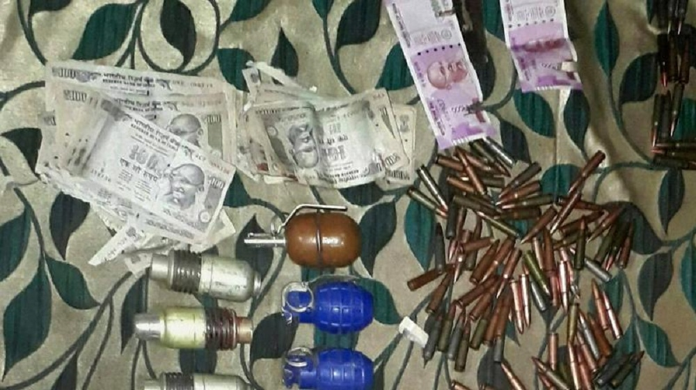 New Rs 2000 notes recovered from ultras gunned down by Army