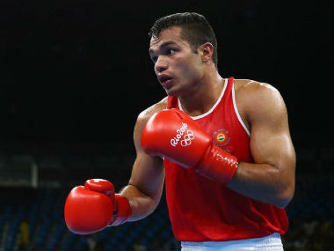 Vikas to get Best Boxer award at AIBA gala