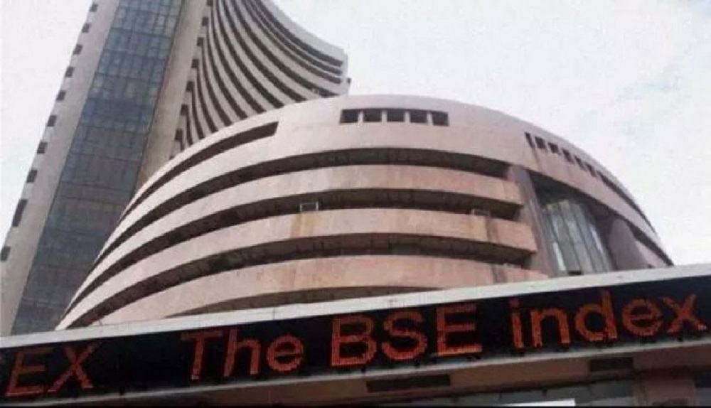 Sensex edges higher for second day