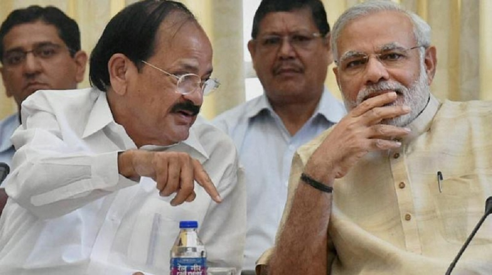 PM to be present in Parlt for next 3 days: Venkaiah
