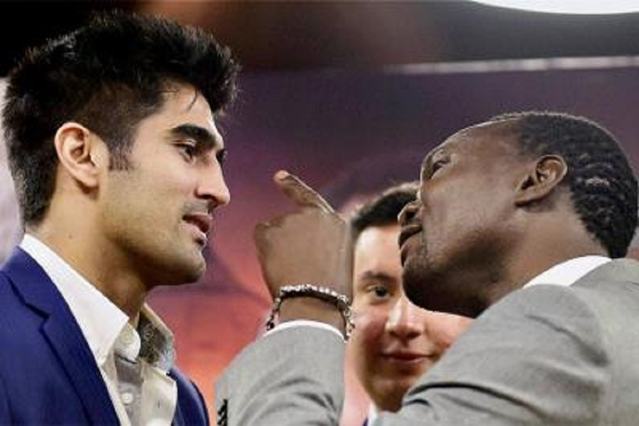 'Vijender's Olympic bronze medal is nothing'