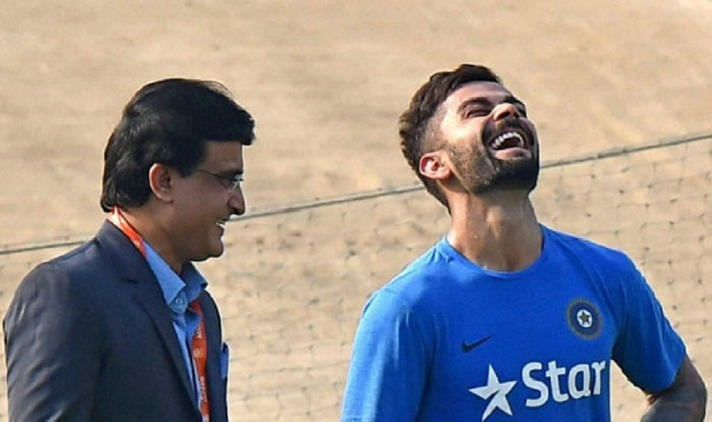 'Kohli is twice aggressive than me'