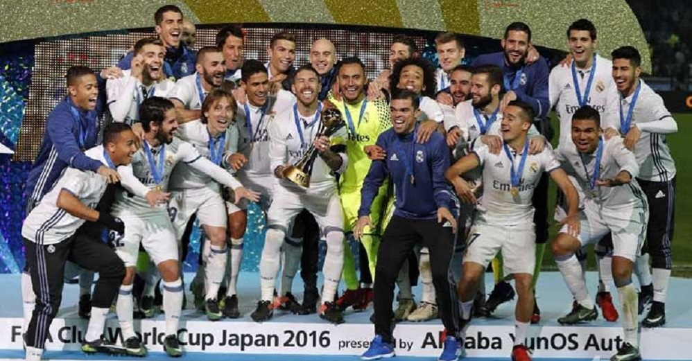 Ronaldo treble fires Real to Club World Cup
