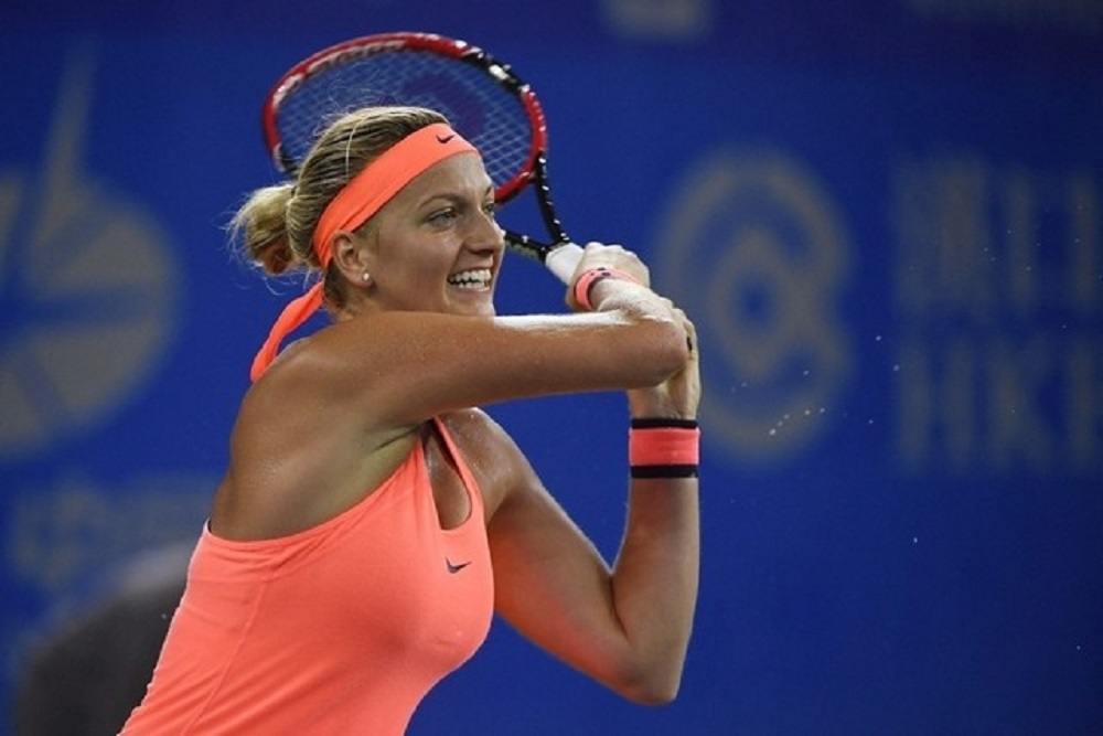 Kvitova 'fortunate' to be alive after knife attack