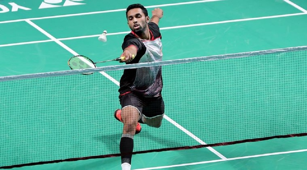 We have a great team: Prannoy