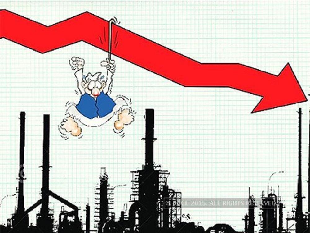 Market losses spill over; IT stocks drag Sensex down