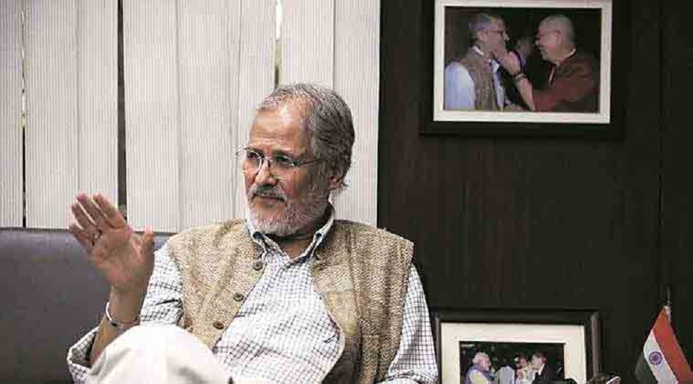 Lt Governor of Delhi Najeeb Jung resigns