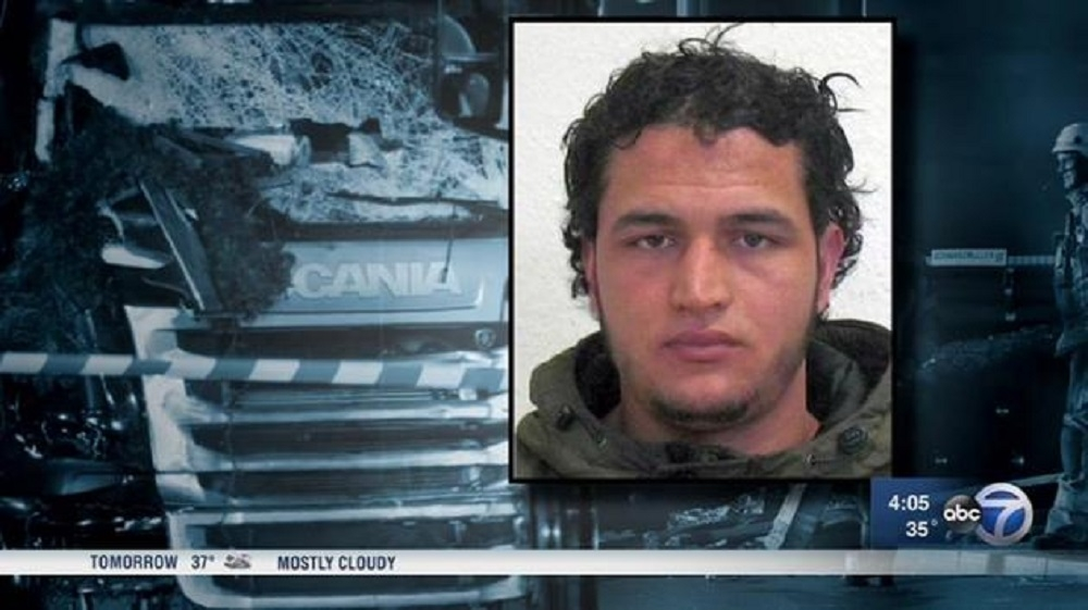 Berlin truck attack suspect killed in police shoot out