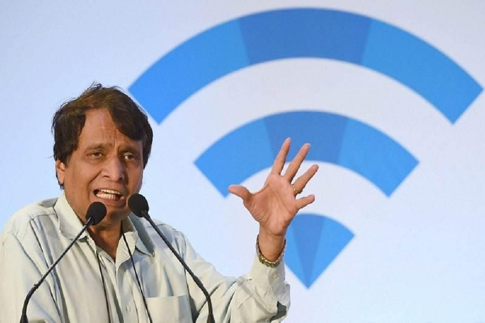 200 more rly stations to have Wi-Fi in '17: Prabhu