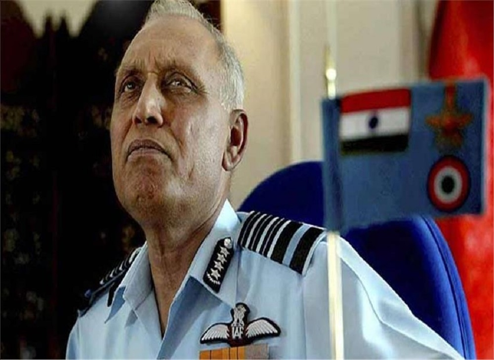 Ex-IAF Chief S P Tyagi granted bail in VVIP chopper scam case