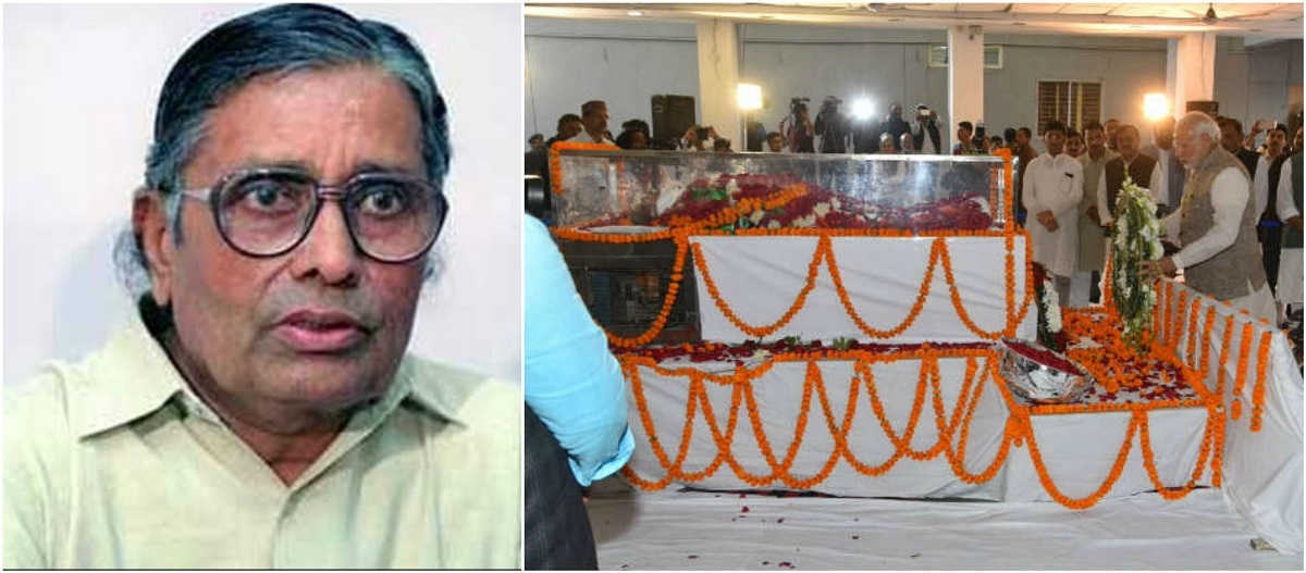 Former MP CMSunderlal Patwa passes away