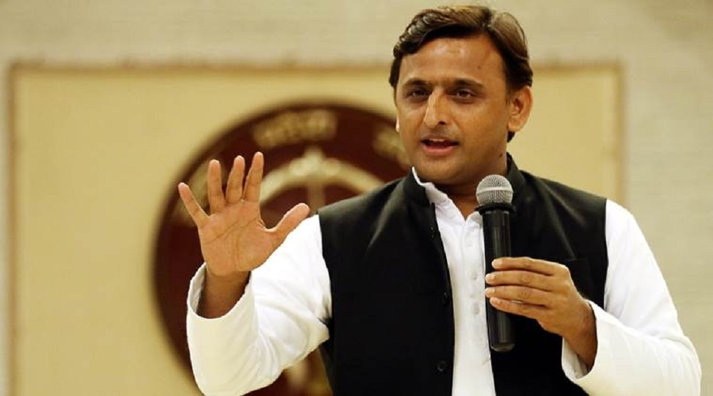 'Unhappy' Akhilesh declares parallel list of candidates