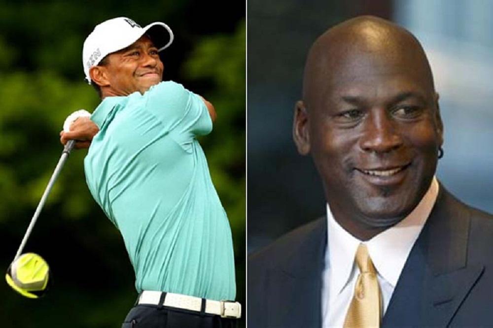Woods worth $740 million, Jordan a billionaire, says Forbes