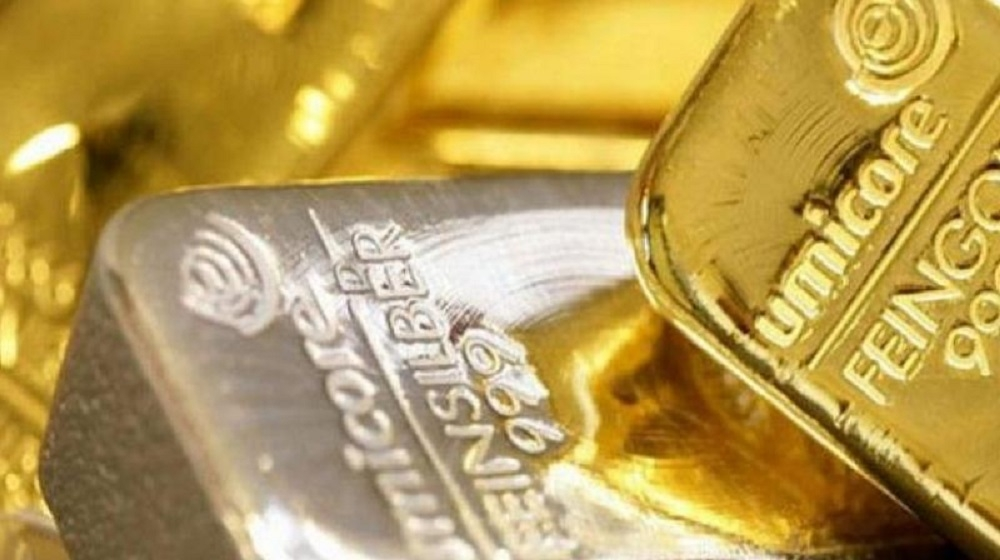 Gold, silver surge on increased offtake