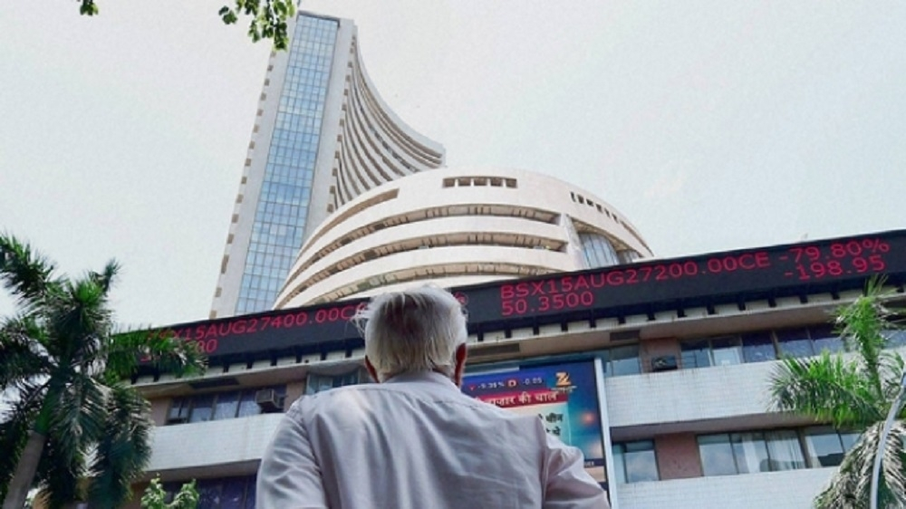 Sensex hits two-week high; Nifty tops 8,100 on F&O expiry