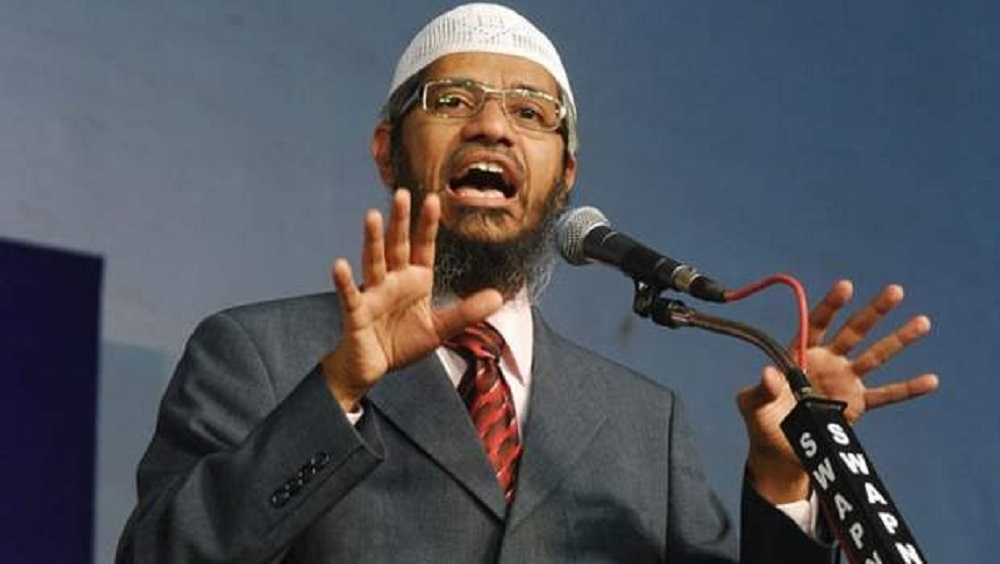 ED files criminal case against Zakir Naik, IRF