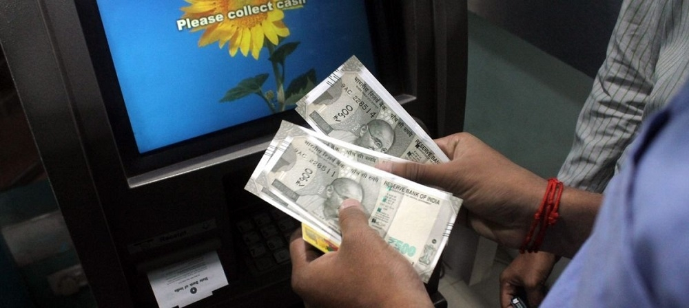 ATMs cash limit to be Rs 4,500 from January 1