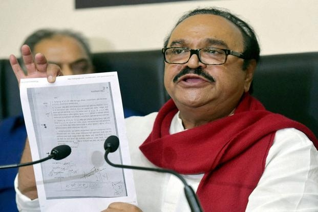 All decisions were taken with thenCM's consent: Chhagan Bhujbal