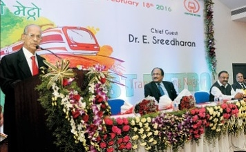 Timely completion of Metro Rail project will ensure its success: Dr Sreedharan