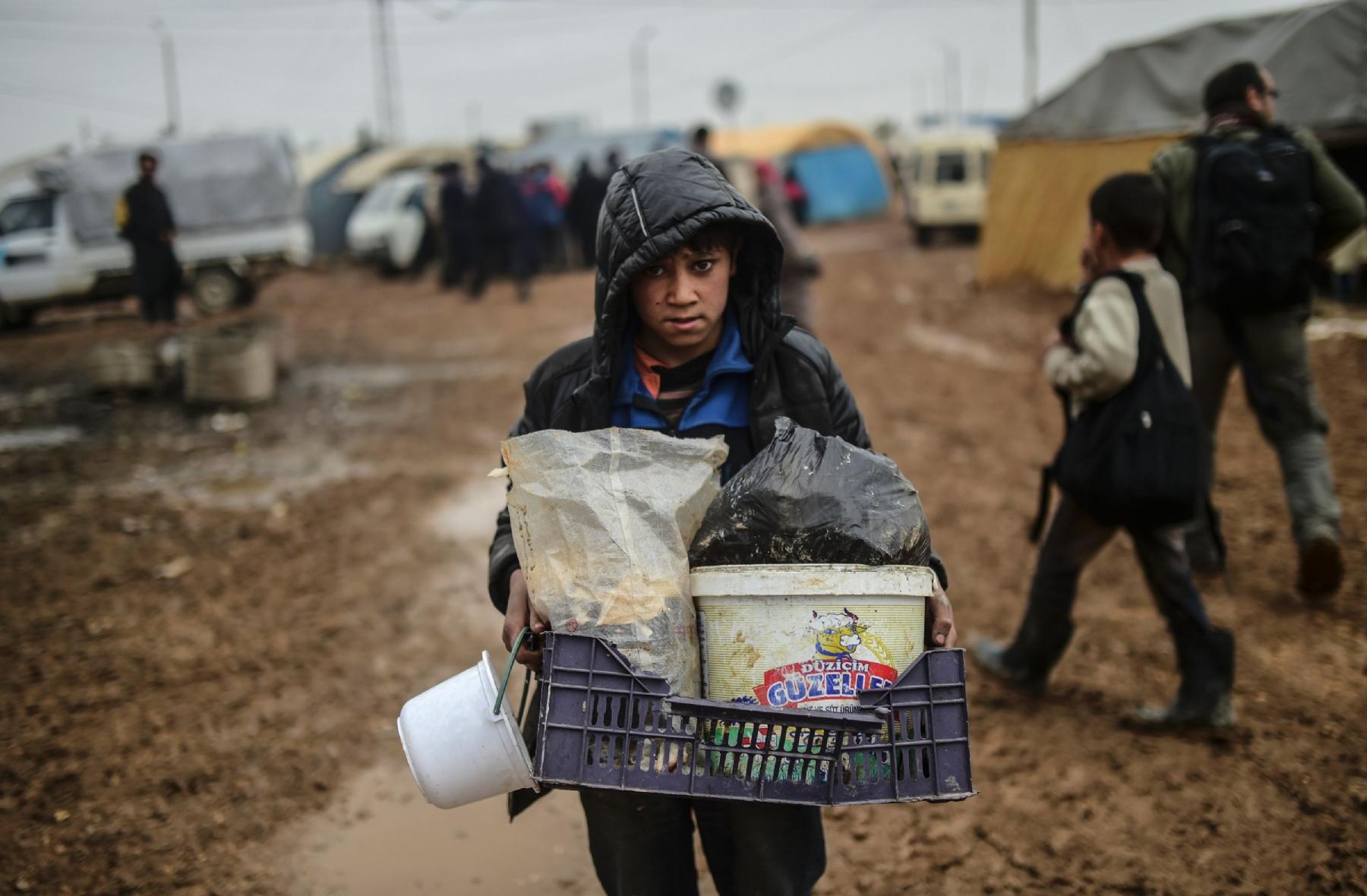 Won't leave Syrian refugees to die: Turkey