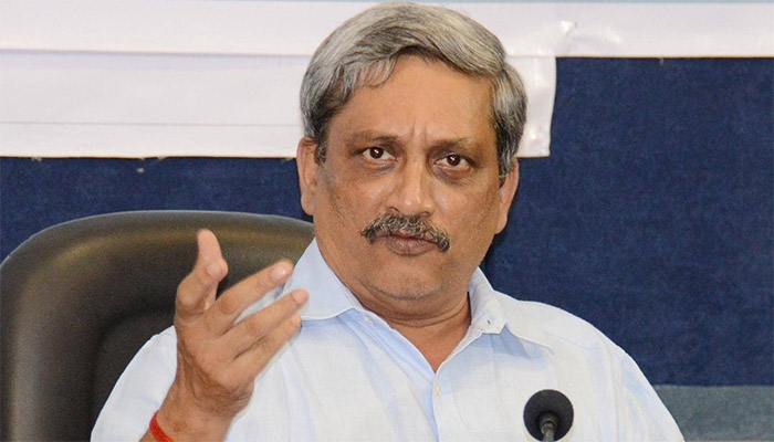 Parrikar rules outwithdrawing troopsfrom Siachen glacier