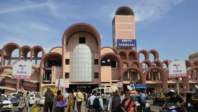 Multi-storey parking soon at Habibganj Railway Station