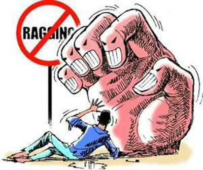 Ragging reports from State on the rise