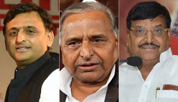 Mulayam to head new secular front: Shivpal