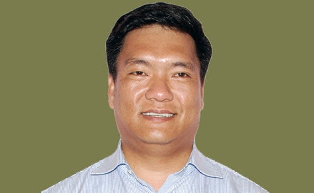 BJP forms Govt in Arunachal