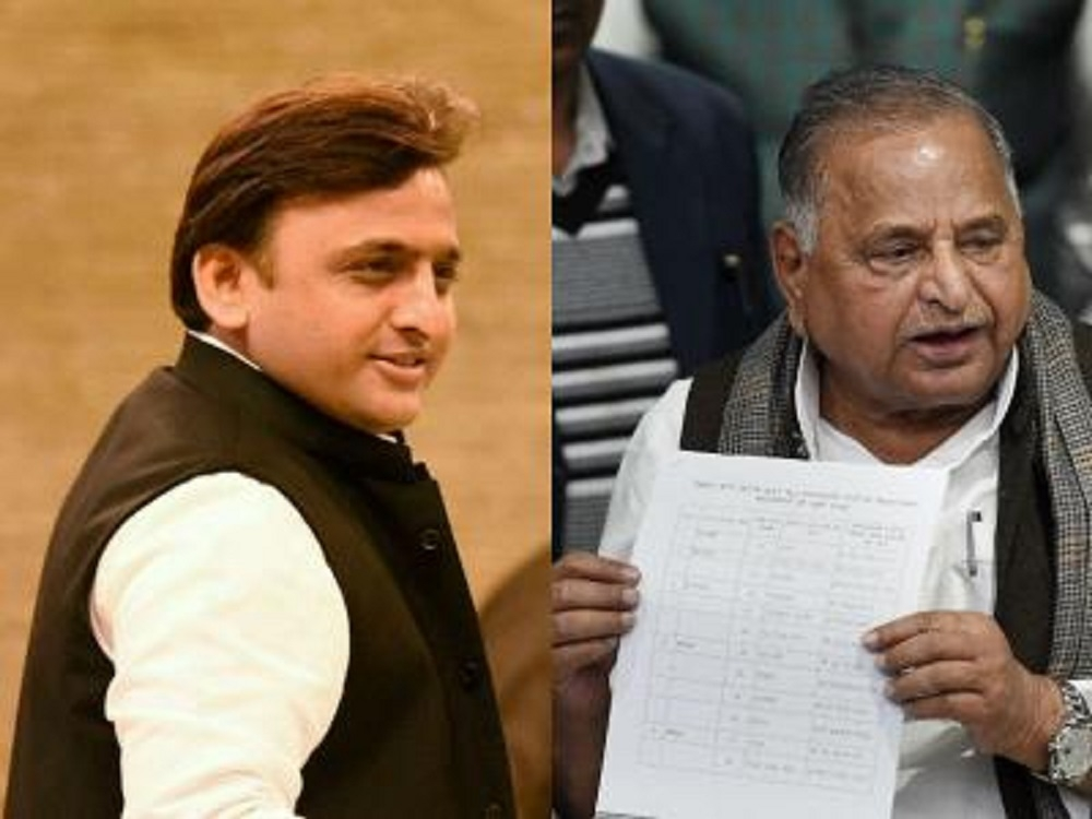 Mulayam's dramatic U-turn
