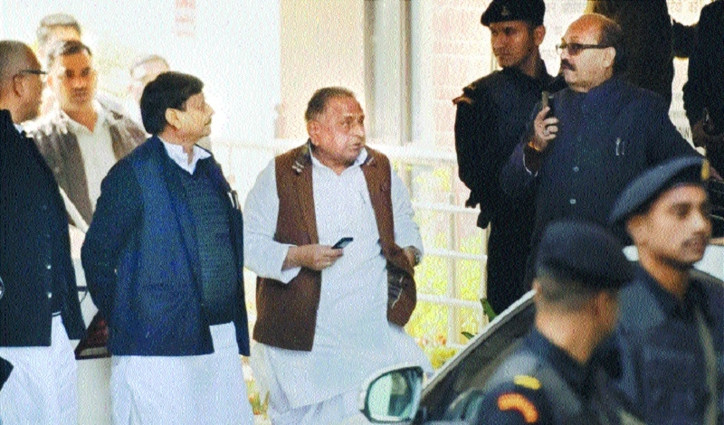 No differences with Akhilesh but I'm the boss: Mulayam