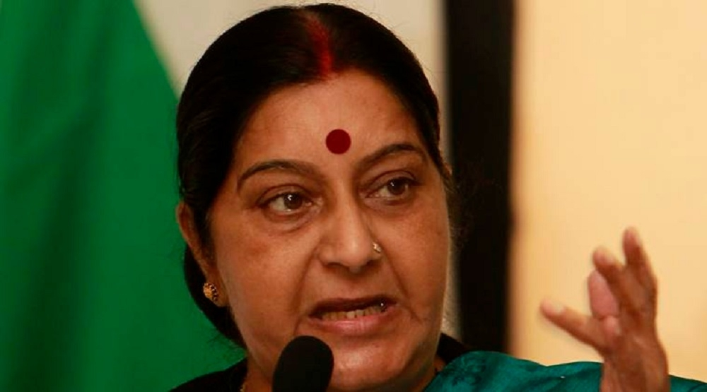 Govt working to secure release of 41 Indian sailors stuck in UAE: Sushma