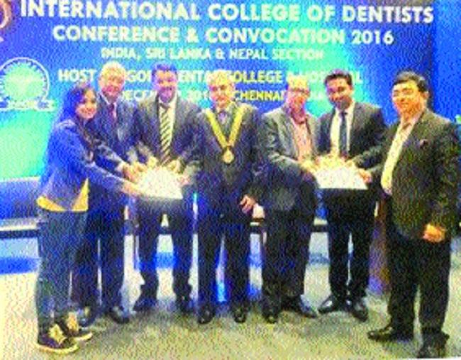 City dentists bring international laurels