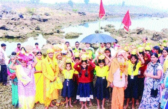 Vaman Puran Mahakatha begins at Trishul Bhed