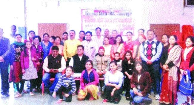 Chinmay Vidyapeeth organises Satvik Bhog Cooking Contest