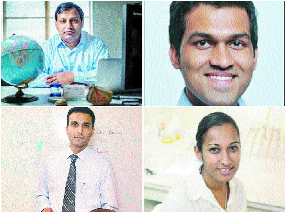 Obama selects 4 Indian-Americans scientists for presidential awards