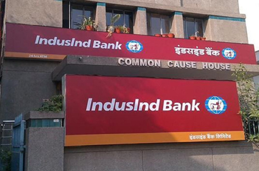 IndusInd Bank Q3 net up 29 per cent