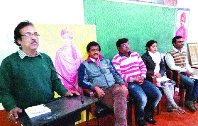 Lecture series on Swami Vivekananda organised