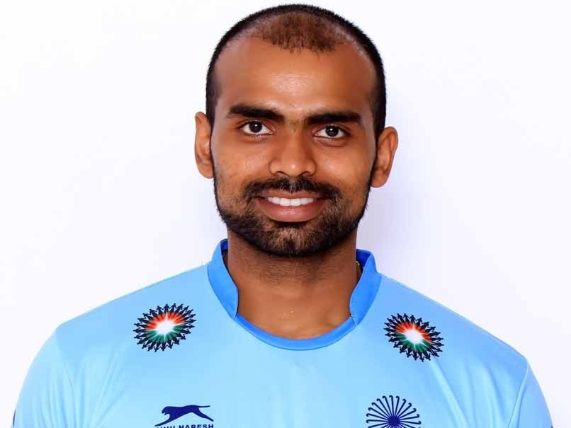 Sreejesh in FIH Athletes' Committee