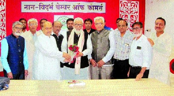 NVCC felicitates Iqbal Memon